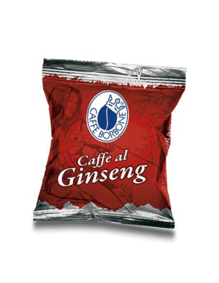 Compatibili 50 Capsule Point Borbone Caffè Ginseng