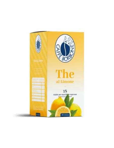 Compatibili 18 Cialde ESE 44mm Borbone The Limone