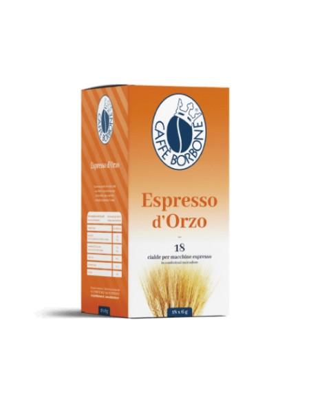 Compatibili 18 Cialde ESE 44mm Borbone Espresso Orzo