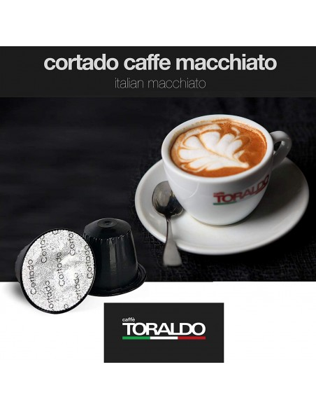 Capsule Nespresso Caffè Toraldo Latte Macchiato