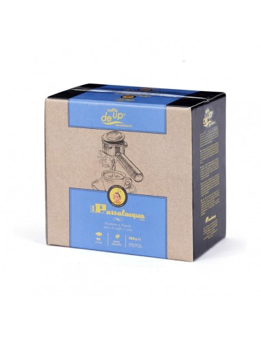 Compatibili 50 Cialde ESE 44mm Caffè Passalacqua DEUP