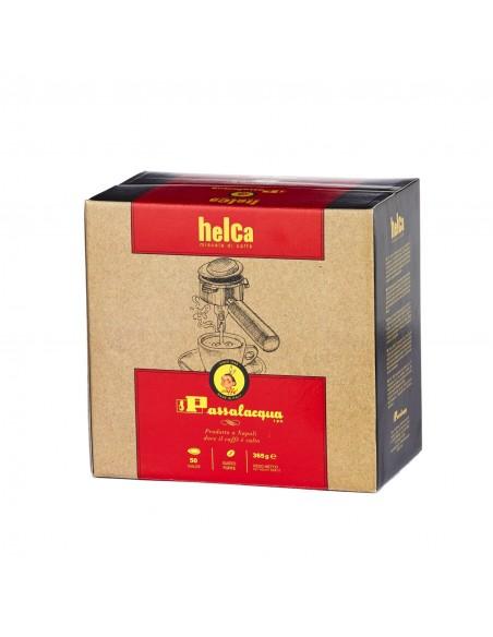 Compatibili 50 Cialde ESE 44mm Caffè Passalacqua Helca