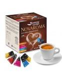 Novaroma Zucchero Aromatizzato 80 Bustine