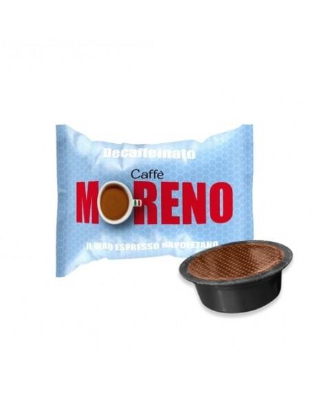 Compatibili 100 Capsule A Modo Mio Caffè Moreno Dek Espresso
