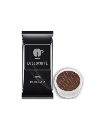 Compatibili 100 Capsule Point Caffè Lollo Nero