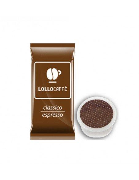Compatibili 100 Capsule Point Caffè Lollo Classico