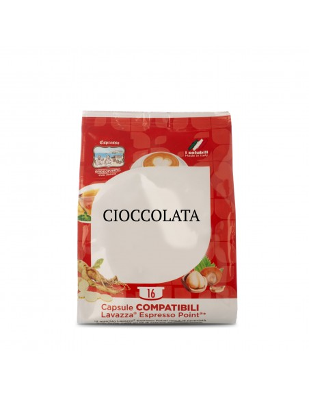 Compatibili Lavazza Point TO.DA Caffè Gattopardo Cioccolata