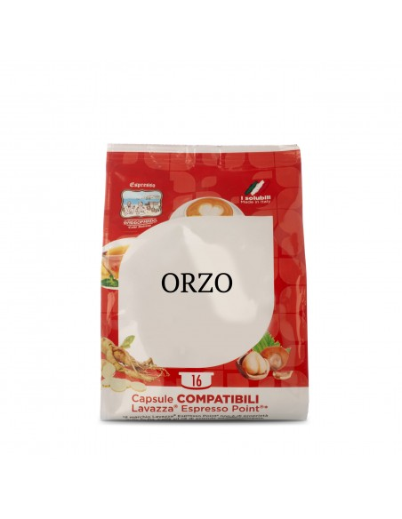 Compatibili Lavazza Point TO.DA Caffè Gattopardo Orzo