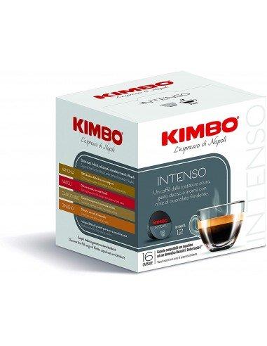 Compatibili 16 KIMBO CAPSULE INTENSO – COMPATIBILI NESCAFÈ*