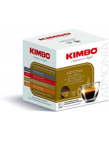 Compatibili 16 KIMBO CAPSULE ARMONIA ARABICA – COMPATIBILI