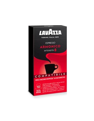 Compatibili 100 Capsule Lavazza Compatibili Nespresso Delicato
