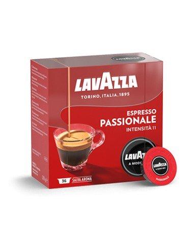 Compatibili 36 Capsule LAVAZZA A MODO MIO Originali Espresso