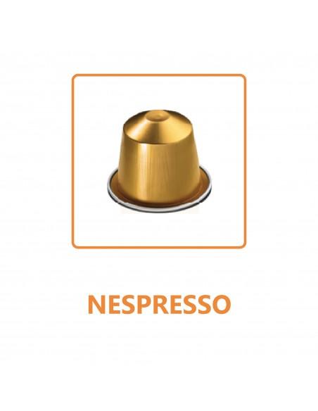 Compatibili 30 Capsule Compatibili Nespresso Kaffettera