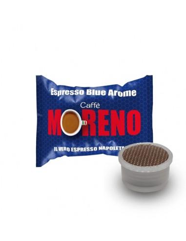 Compatibili 100 Capsule Lavazza Point Caffè Moreno Espresso Blu
