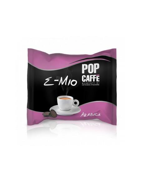 100 Capsule Pop Caffè E-Mio Miscela 3 Arabica