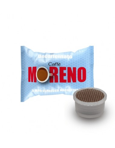 Compatibili 100 Capsule Lavazza Point Caffè Moreno Dek Espresso
