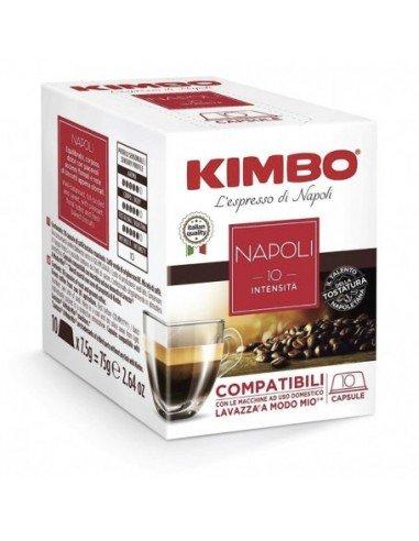 Compatibili 80 Capsule Kimbo Compatibili A Modo Mio Napoli