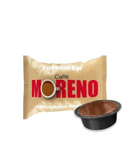 Compatibili 100 Capsule A Modo Mio Caffè Moreno Espresso Bar