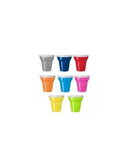 bicchierini colorati 70 cc