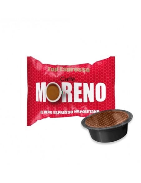 Compatibili 100 Capsule A Modo Mio Caffè Moreno Top Espresso