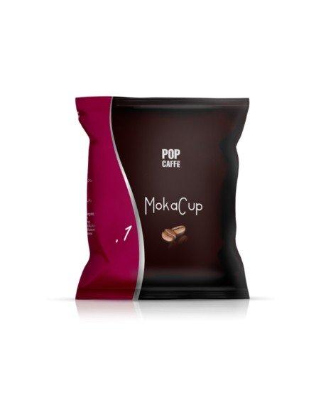 100 Capsule Domo Maranello Pop Caffè  1 Intenso Mokacup