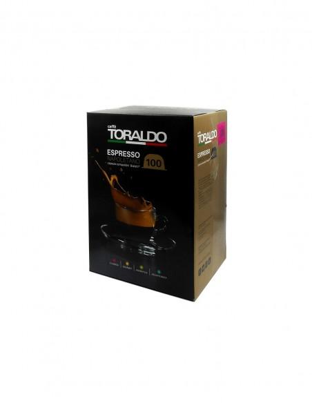 Compatibili 100 Capsule Compatibili Firma Witha Toraldo Classico