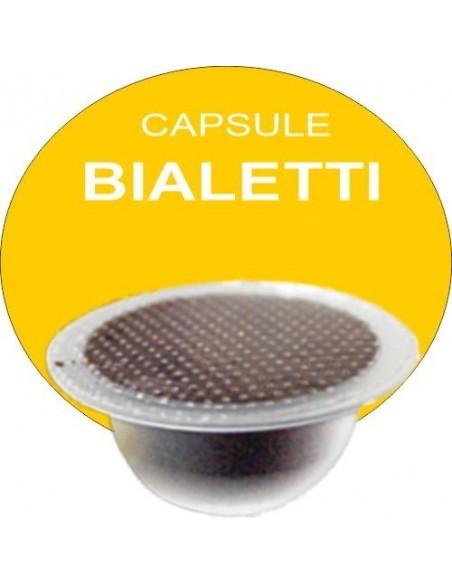 Compatibili 100 Capsule Bialetti Caffè Toraldo Miscela Classica