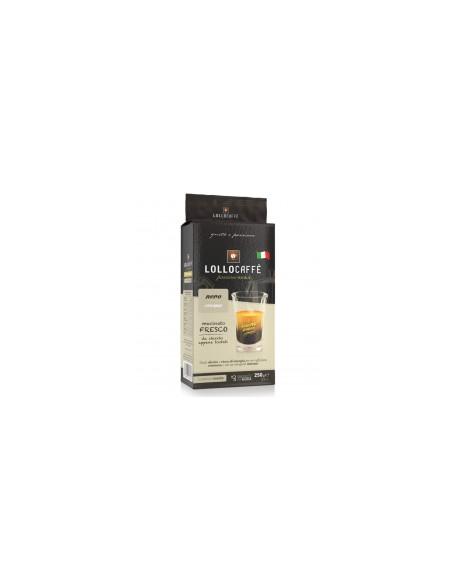 Lollo Caffè Macinato fresco Nero Crema 250g