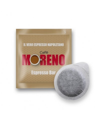 Compatibili 150 Cialde ESE 44 mm Caffè Moreno Espresso Bar