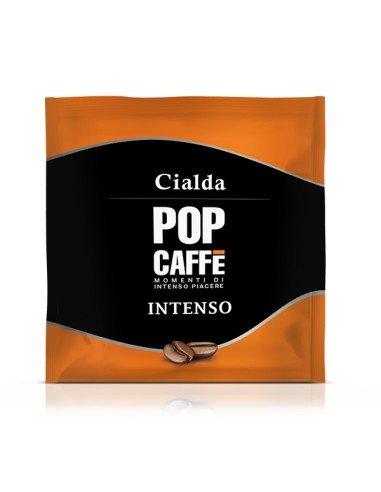 150 Cialda ESE 44 mm POP Caffè Miscela 1 Intenso