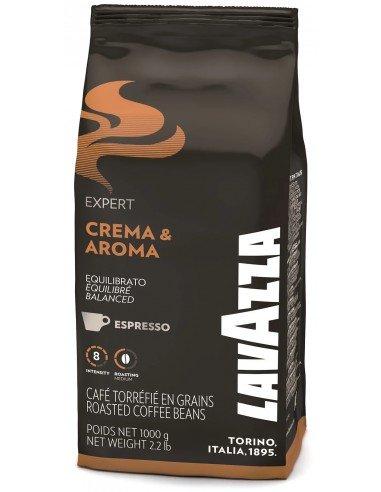 1 Kg Lavazza Caffe In Grani Crema e Aroma