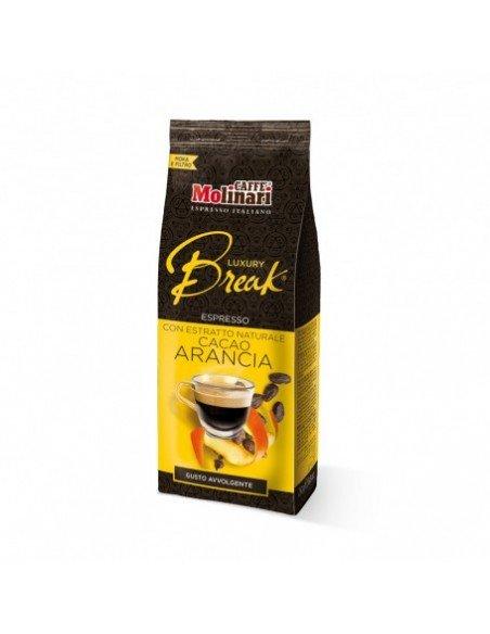 Macinato Luxury Break Aromatizzato Cacao Arancia - 250 g