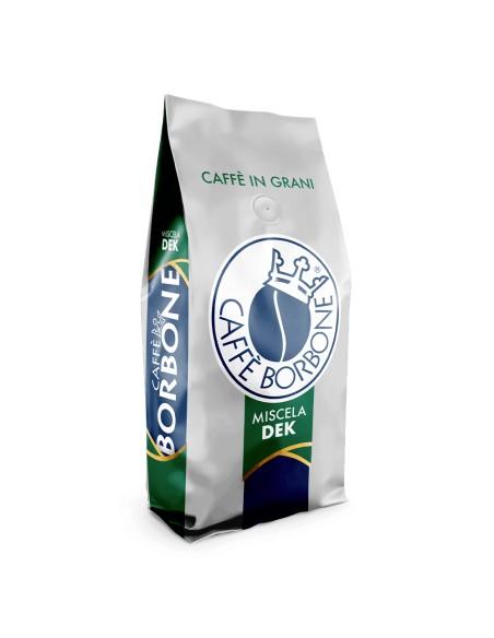 1Kg Caffè Borbone Grani Miscela Dek