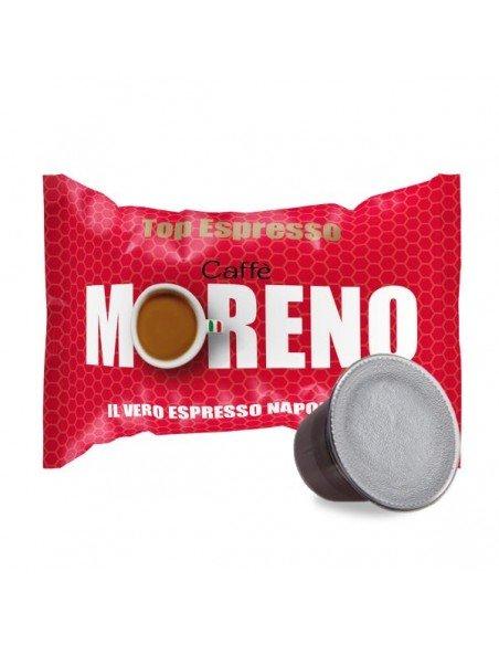 Compatibili 100 Capsule Nespresso Moreno Miscela Top Arabica