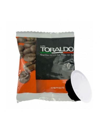 100 Capsule Firma Witha Toraldo Miscela Cremosa