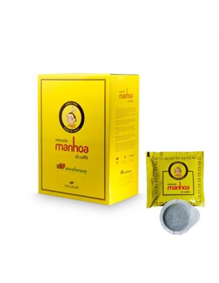 150 Cialde ESE 44mm Caffè Passalacqua Manhoa