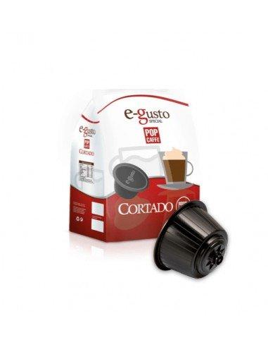 Compatibili 16 Capsule Nescafè Dolce Gusto Pop Caffè Cortado