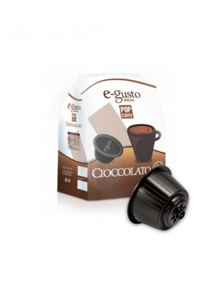 Compatibili 16 Capsule Nescafè Dolce Gusto Pop Caffè Cioccolato