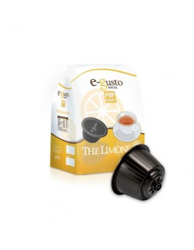 Compatibili 16 Capsule Nescafè Dolce Gusto Pop Caffè The al