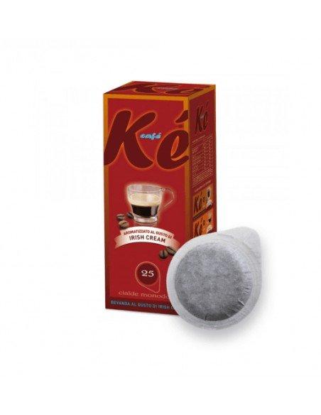 Compatibili 25 Cialde ESE Caffè Molinari Caffè Aromatizzato