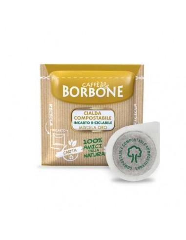 150 Cialde Caffè Borbone Miscela Oro