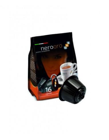 Compatibili Nescafè Dolce Gusto Caffè Nero Oro Gusto Intenso