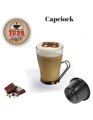 Compatibili Nescafè Dolce Gusto TO.DA Caffè Gattopardo Capciock