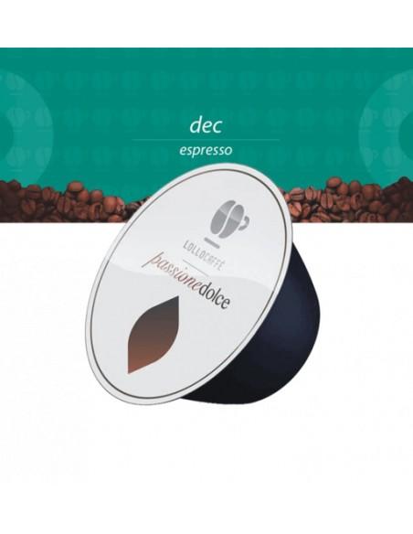 Compatibili 192 Capsule Nescafè Dolce Gusto Caffè Lollo Dec