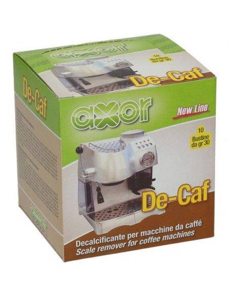 Compatibili Bustine Decalcificante da 30g Axor De-Caf