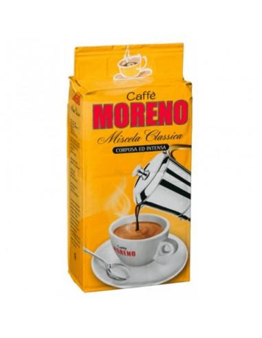 Compatibili 4 x 250g Macinato Caffè Moreno Miscela Classica