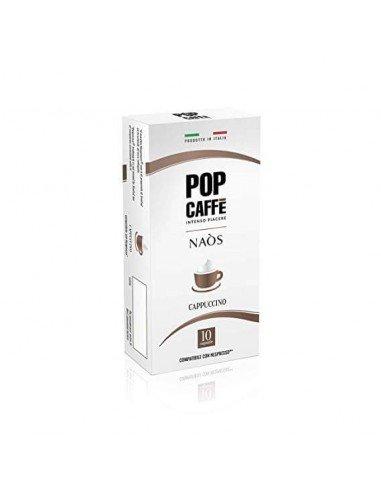 Compatibili 10 Capsule Nespresso Pop Caffè Cappuccino
