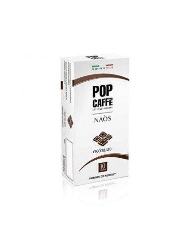 Compatibili 10 Capsule Nespresso Pop Caffè Cioccolato