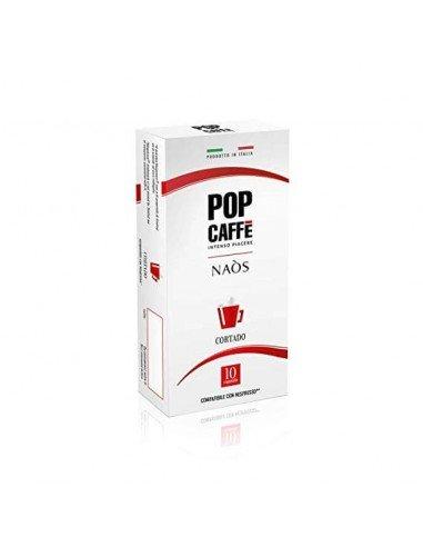 Compatibili 10 Capsule Nespresso Pop Caffè Cortado