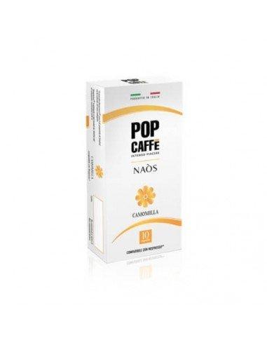 Compatibili 10 Capsule Nespresso Pop Caffè Camomilla